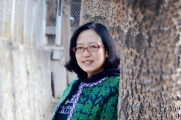 Sophy Translation C-E: [Jilin] Sun Ying's 3 Poems, Chinese Poetess' Poetry Series