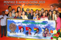 PENTASI B MABUHAY WELCOME TEAM FOR SOPHY CHEN'S 2-DAY VISIT