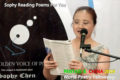 """""""Sophy Reading Poems For You"""" E-C (Sophy Chen, WORLD INSPIRATIONAL POET 2018)"""