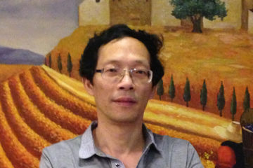 [Shanghai] Yu Zhicheng's poem,Chinese Poets' Poetry Series